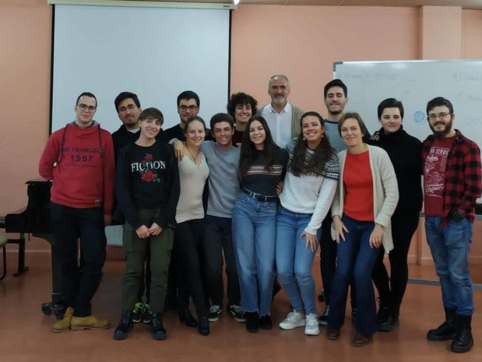 Una experiencia genial en el taller de Salamanca